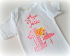 Body, collant ou babylook - Bailarina