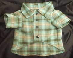 Camisa de flanela