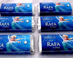Chocolate Personalizado - Frozen