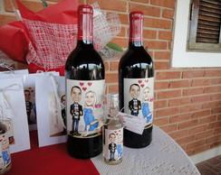 Rotulo Personalizado para vinho