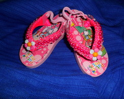 Chinelo Customizado Infantil
