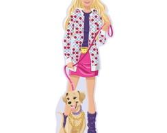 Adesivo Barbie - Ba-213