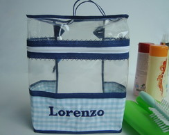 N�cessaire Transparente Para Shampoo