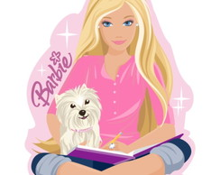 Adesivo Barbie - Ba-112