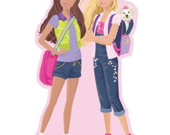 Adesivo Barbie - Ba-120