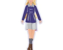 Adesivo Barbie - Ba-212