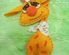 Girafa Enfeite Ma�aneta
