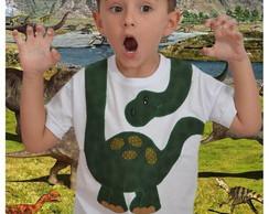 Camiseta dinossauro