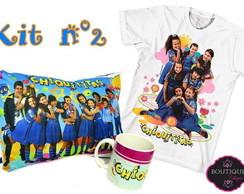Super Kit Chiquititas Meninas FRETE GRAT