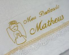 Toalha Batismo II