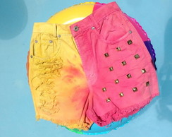 HOT PANT COLOR - SUMMER 2014
