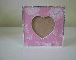 060: Porta retrato rosa