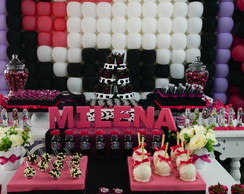 Festa Personalizada Monster High