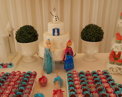 FESTA CLEAN Princesa Frozen