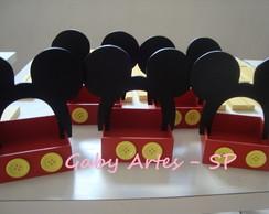 Cesta quadrada Mickey