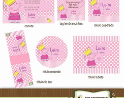 Kit Digital - Festa Peppa Pig