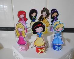 tubetes princesas imagens II
