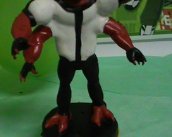 Quatro Bra�os monstro do Ben 10