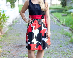 Vestido adulto Minnie Festa