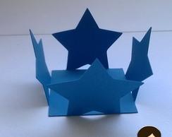 F58 - 30 Forminhas Estrelas