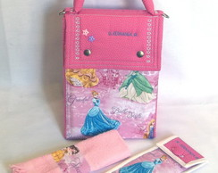 Kit 2-Lunch Bag T�rmica Maior c/ 3 pe�as