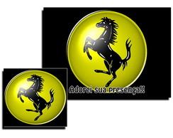 Jogo Americano Ferrari