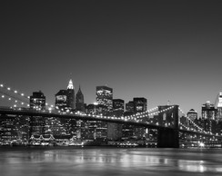 New York Night (270cm X 260cm)
