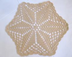 Toalhinha em crochet