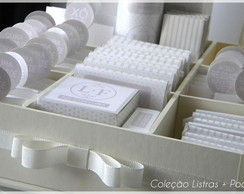 Kit Toilet - Cole��o Listras + Po�