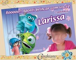 Foto Lembran�a Com �m� Monstros SA