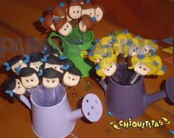 Colher Personalizada Chiquititas