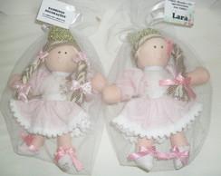 Lembrancinha chaveiro boneca princesa