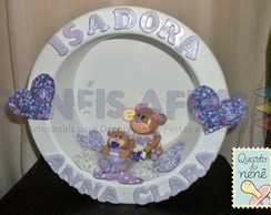 Guirlanda Maternidade Ursinhas