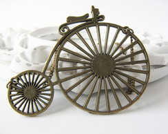 Colar Vintage Bike