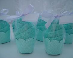 (LC 0212i) Cup cake de toalha