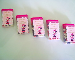 Balas De Chocolate Personalizada! Minnie