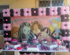 FESTA PROVEN�AL DO TEMA MOSTER HIGHT