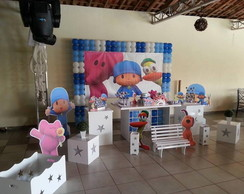 Decora��o do Pocoyo