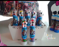 Tubets Personalizados Monster High