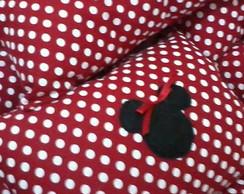 Almofadas Minnie e Mickey Mouse