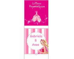 Capa Pirulito Barbie Sapatilha Magica