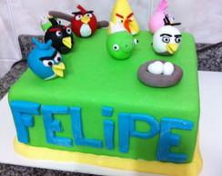 Bolo Fake Angry Birds