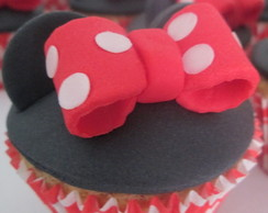 Cupcakes Minnie e Mickey