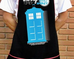 AVENTAL - DOCTOR WHO