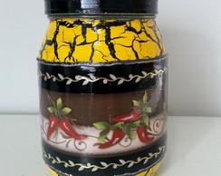 Pote Para Cozinha - Pimenta