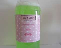 Sabonete l�quido 1 litro transparente