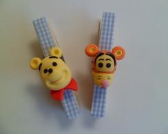 Lembrancinha ursinho Pooh e Tigr�o