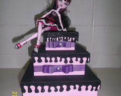 BOLO FAKE  MONSTER HIGH
