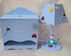 Kit para beb� menino e suas brincadeiras