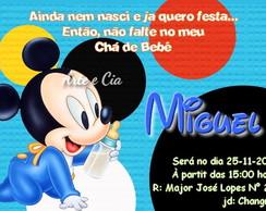 Ch� De Beb� - Mickey - 2